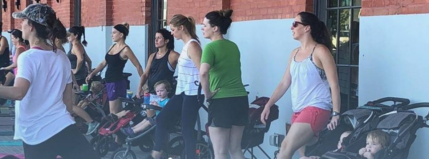 iStroll (ultimate stroller workout for moms and dads)- March 21st