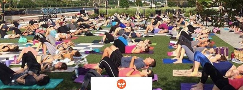 Yoga on the Lawn- March 24th