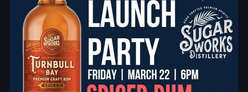 Sugar Works Distillery Launch Party!