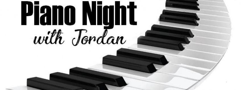 Piano Night with Jordan