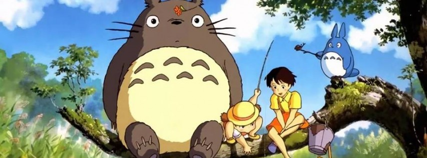 Family Favorites: My Neighbor Totoro (1988)