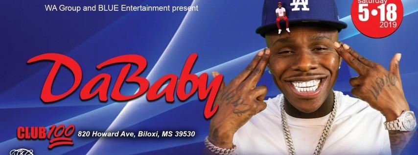 DABABY LIVE @ CLUB 100 in Biloxi