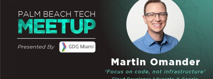 Martin Omander | Google Cloud Developer Advocate