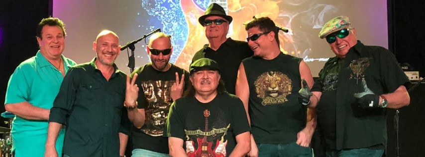 Santana Tribute - Sanctum Soul Live in Concert at The Venu