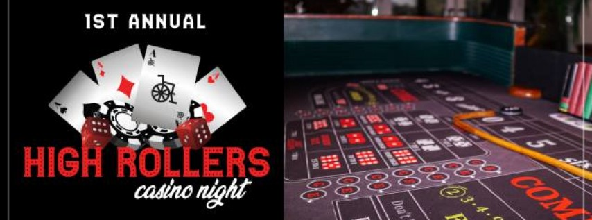 1st Annual High Rollers Casino Night