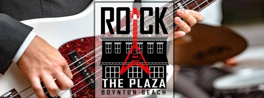 Rock the Plaza - Ocean Plaza
