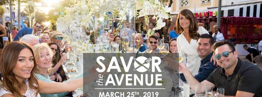 Savor The Avenue 2019