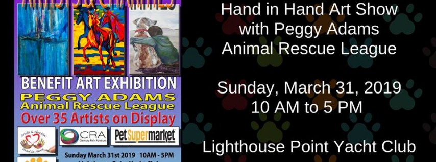 Artists and Charities Art Show to benefit Peggy Adams Animal Res
