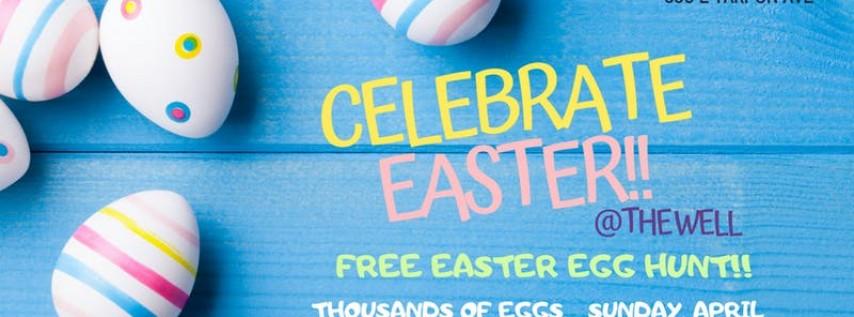 Celebrate Easter: Easter Egg Hunt!