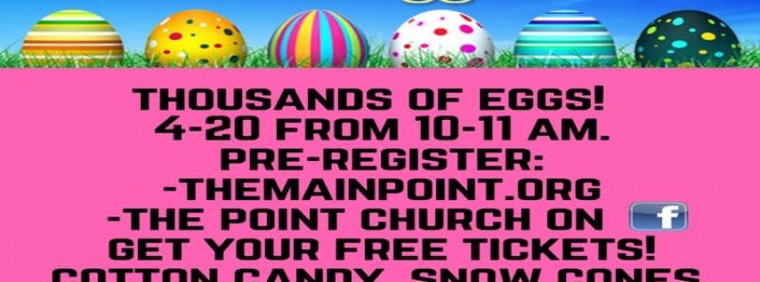 Massive Easter Egg Hunt!