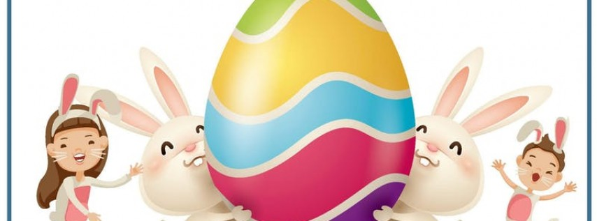 Easter Egg Hunt at Beach House Wiregrass