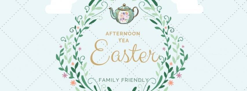 Easter Tea