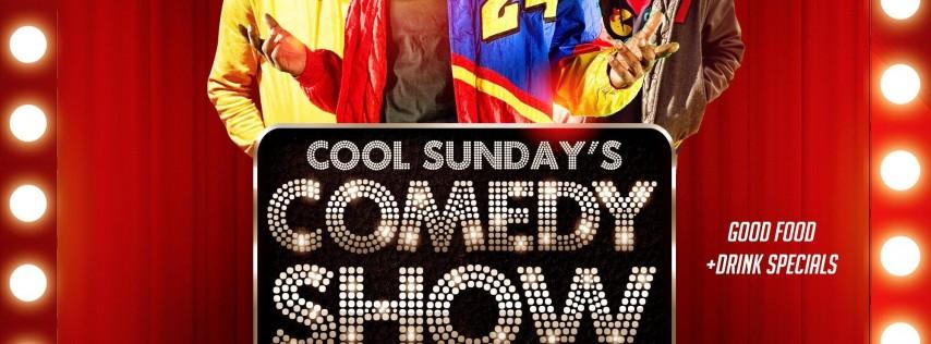 Cool Sundays Comedy Show