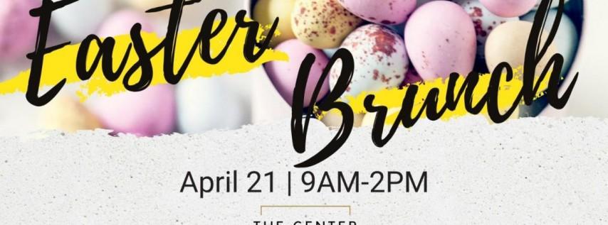 Easter Brunch At The Center