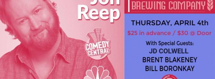 Comedy Night w/JON REEP and friends!