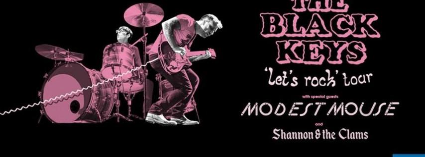 """The Black Keys """"Let's Rock"""" Tour"""