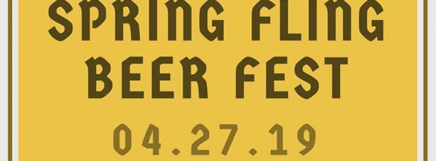 Spring Fling Beer Fest