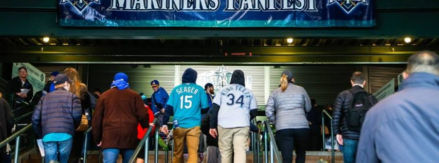Mariners FanFest - Day One