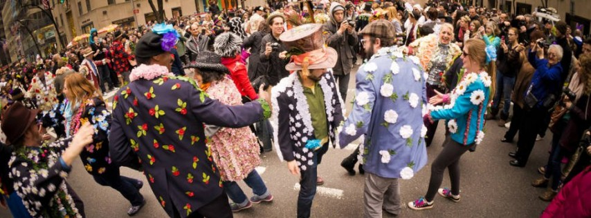 Easter Parade and Easter Bonnet Festival 2019