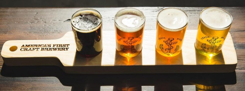 Springtime Beer Tasting with Anchor Brewing