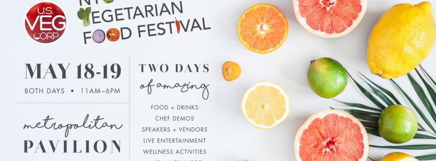 NYC Vegetarian Food Festival 2019