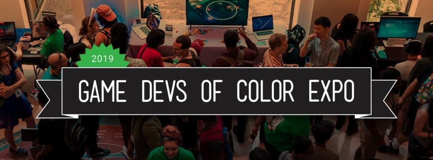2019 Game Devs of Color Expo