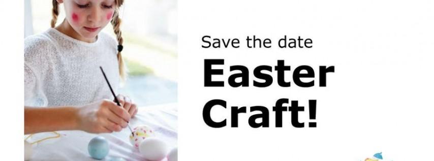 Kids' Club – Easter Craft