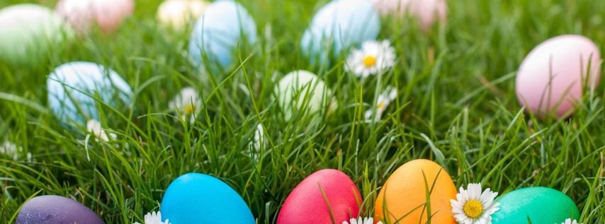 1st Annual Easter Egg Hunt