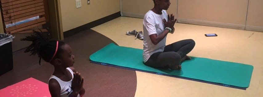 Yoga for Your Health: Juneteenth Mommy & Me Yoga