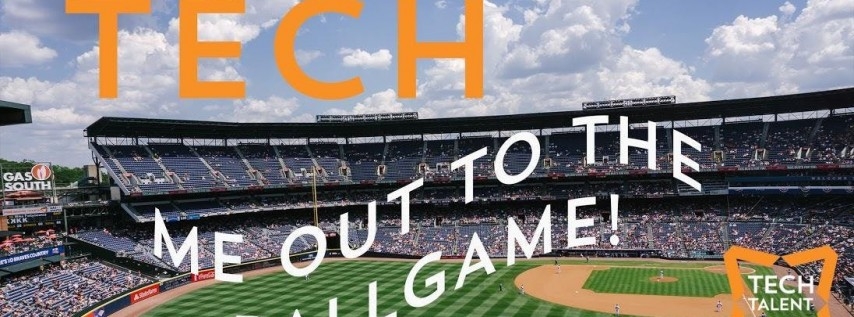 Tech Me Out To The Ballgame | New Orleans Baby Cakes