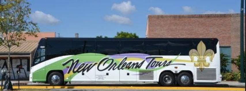 Jackson Reunion New Orleans City Tour