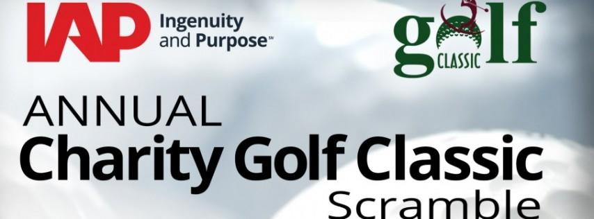 IAP Annual Charity Golf Classic