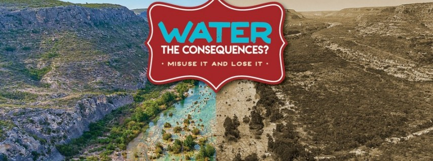Water The Consequences: A Water Talk