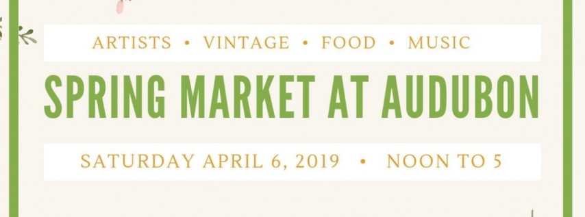 2nd Annual Spring Market