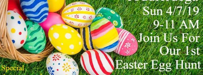 Toddlerdega Easter Egg Hunt & Visit from PKE's Easter Bunny