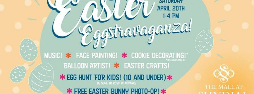 Easter Eggstravaganza at Sundial St. Pete