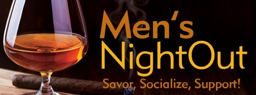 Men's Night Out!