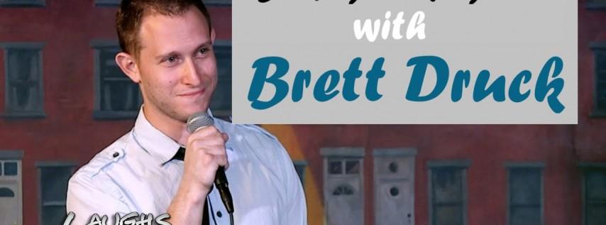 BREWERY COMEDY TOUR with Brett Druck in Boca Raton, FL
