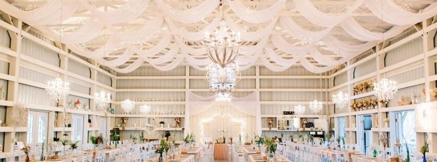 Saxon Manor Weddings/Shabby Chic Barn: Open House & Meet Vendors