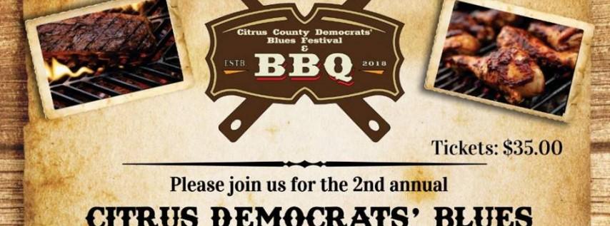 Blues Festival and Bar-B-Que