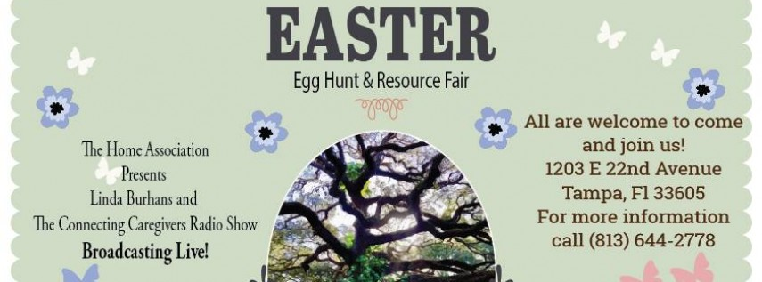 Easter Egg Hunt and Resource Fair