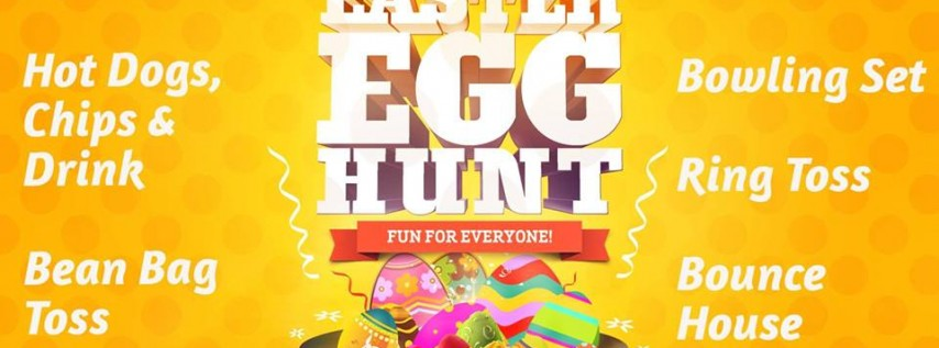 Easter Egg Hunt Outreach