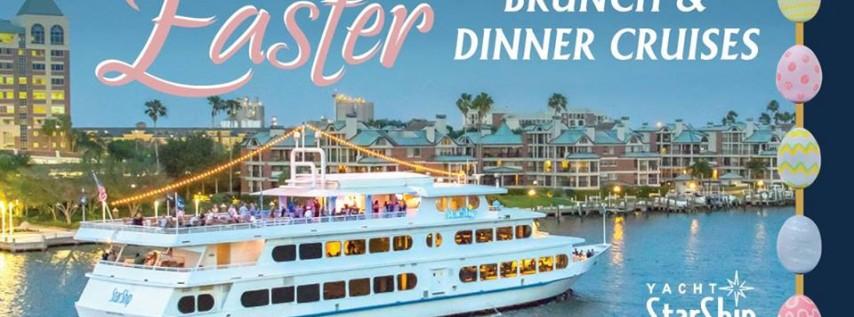 Easter Brunch & Dinner Cruises