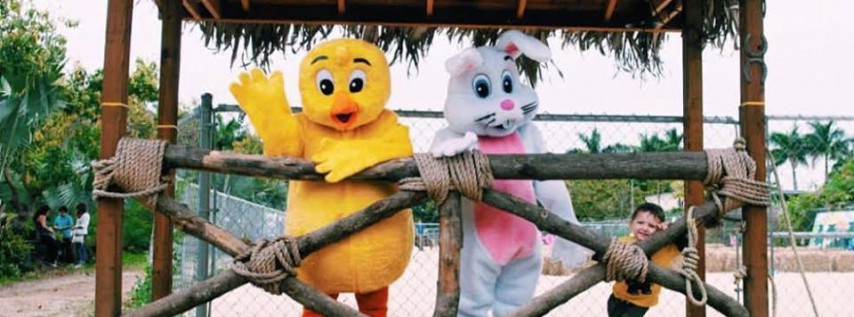 Easter at the Farm
