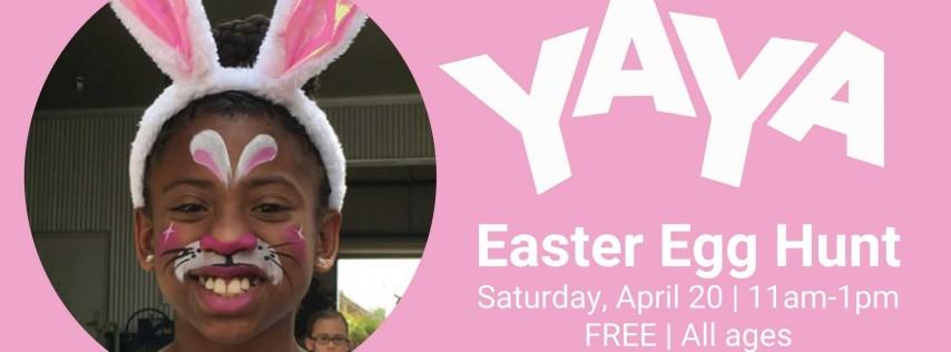 YAYA Easter Egg Hunt