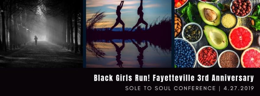 Black Girls Run! Fayetteville Sole to Soul
