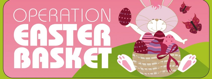 2019 Operation Easter Basket | JustinRudd.com/easter