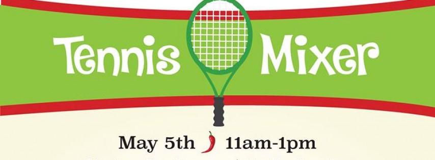 Cinco de Mayo Tennis Mixer
