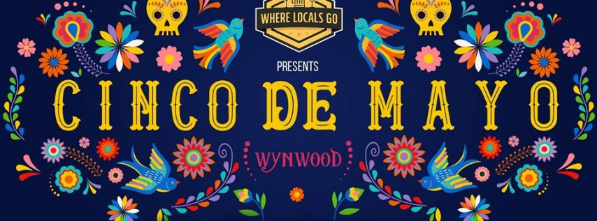 2019 Annual Cinco de Mayo Bar Crawl in Wynwood