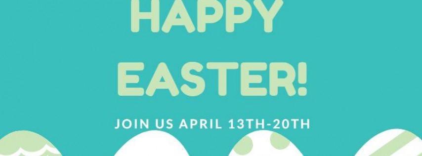 Easter 'Eggstravaganza' Raffle